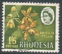 Rhodesia. 1966 Definitives. 1/6 Used SG 382 - Rhodesia (1964-1980)