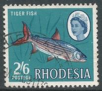 Rhodesia. 1966 Definitives. 2/6 Used SG 384 - Rhodesia (1964-1980)