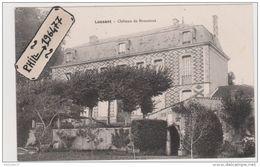 17 Lussant - Cpa / Château De Beauroux. - France