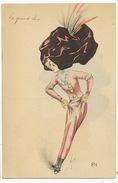 Mille Tres Belle Femme R8 Jupe Culotte Le Grand Chic - Mille