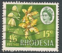 Rhodesia. 1967-68 Dual Currency. 1/6/15c Used SG 408 - Rhodesia (1964-1980)