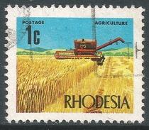 Rhodesia. 1970-73 Decimal Currency. 1c Used SG 439 - Rhodesia (1964-1980)