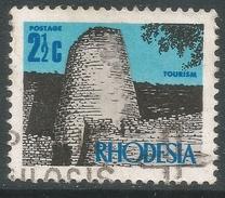 Rhodesia. 1970-73 Decimal Currency. 2½c Used SG 441 - Rhodesia (1964-1980)
