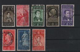 Uomini Illustri Serie 8 Val. US - 1900-44 Vittorio Emanuele III