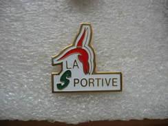"""Pin's De La Société De Gymnastique """"La Sportive"""" à AUDINCOURT (Dépt 25) - Gymnastics"""