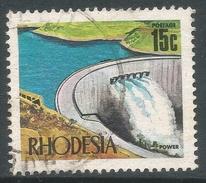 Rhodesia. 1970-73 Decimal Currency. 15c Used SG 447 - Rhodesia (1964-1980)