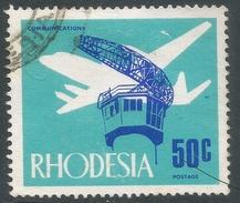 Rhodesia. 1970-73 Decimal Currency. 50c Used SG 450 - Rhodesia (1964-1980)