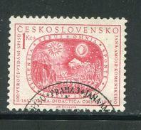 TCHECOSLOVAQUIE- Y&T N°898- Oblitéré - Czechoslovakia