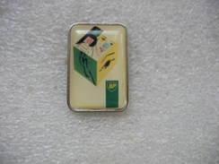 Pin's Carburant De La Marque BP - Fuels