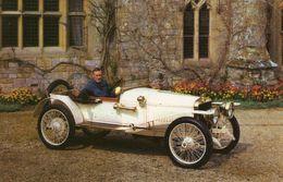 Hispano-Suiza Alfonso XIII  -  1912  -  Carte Postale - Turismo