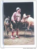 ALFONS TAUER ET SES TRUIES - CIRQUE PAUWELS 1988 - 300 EX. - ETAT NEUF - Cirque