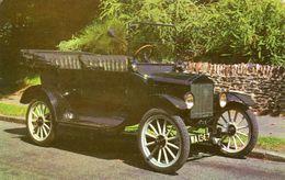 Ford Model T 20 Hp  -  1919  -  Carte Postale - Turismo