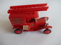 Camion échelle Pompiers Safir Citroen Modele Deposé Made In France - Other