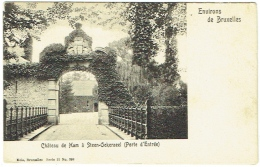 Steenokkerzeel. Château De Ham à Steen-Ockerzeel. - Steenokkerzeel