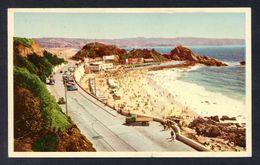 Chile. Viña Del Mar. Reg. Valparaíso. *Playa De Salinas* Ed. Coda Y Cia. Nº 508-34. Circulada 1962. - Chile