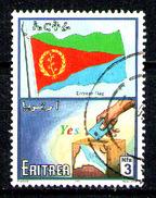 ERITREA 2000 - From Set - Used - Eritrea