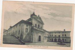 451 CHIESA DELLA CERTOSA DI TRISULTI FROSINONE 1933 - Frosinone