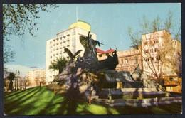 Chile. Santiago. *Monumento Fuente Alemana. Parque Forestal* Ed. Coda Y Cia. Nº 507-13. Escrita. - Chile