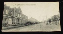 Flémalle - Haute - Maison Communale Et Monument Commémoratif 1914 - 1918 :::: Animation -------------- 448 - Flémalle