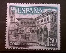 FRANCOBOLLI STAMPS SPAGNA ESPANA 1969 MNH** SERIE PATRIMONI E CASTELLI - Nuovi