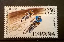 FRANCOBOLLI STAMPS SPAGNA ESPANA 1968 MNH** SERIE GIOCHI OLIMPICI MESSICO - Nuovi