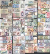 Ca. 100 Stück Verschiedene Banknoten Welt Mit Etwas  Deutschland - Sin Clasificación