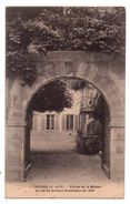 0191 - Crosnes - S&O - Entrée De La Maison Où Est Né Boileau-Despréaux En 1636 - M.Mular'd éd. - Crosnes (Crosne)
