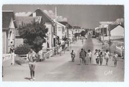 CPSM SAINT JEAN DE MONTS Plage Des Demoiselles , Avenue De La Plage - Saint Jean De Monts