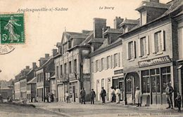 ANGLESQUEVILLE SUR SAANE - France