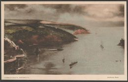 Andrew Beer - Harbour Mouth, Dartmouth, Devon, C.1930s - Postcard - England
