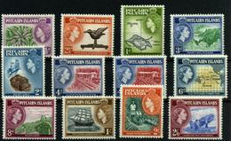 1803-  Islas De Pitcairn Nº 20/31 - Timbres