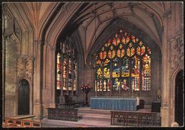 Q2AV. ST. MARY REDCLIFFE CHURCH, BRISTOL-  The Lady Chapel - Bristol