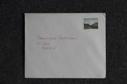 Timbre De SUEDE Vers FRANCE - Lettres & Documents