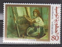 TUNISIE       1983     N .   1003        COTE     1 . 10     EUROS          ( S 191 ) - Tunisie (1956-...)