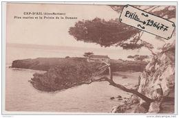 06 Cap D'Ail - Cpa / Pins Marins Et La Pointe De La Douane. - Cap-d'Ail