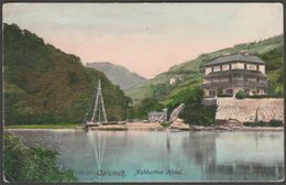 Ashburton Hotel, Calstock, Cornwall, C.1905 - Frith Postcard - England