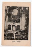Rokytno. Rivne Region. Destroyed Catholic Temple. - Ucraina