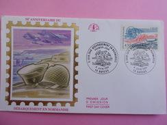 FRANCE FDC 1994 YVERT 2887 DÉBARQUEMENT EN NORMANDIE - 1990-1999