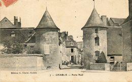 - CHABLIS - Porte Noel  -16575- - Chablis
