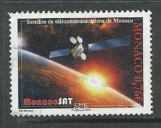 Monaco, Yv 2972 Année 2015, Oblitéré, Voir Scan - Mónaco