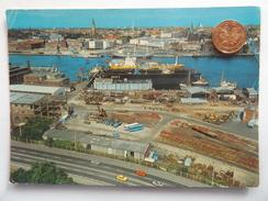 Kiel-Gaarden, Kieler Werften U. Blick Auf Die Stadt, 1975 - Kiel