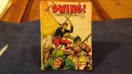 CAPT'AIN SWING N°38 Aventures Et Voyages 1ère Série 1969 (cag14) - Captain Swing
