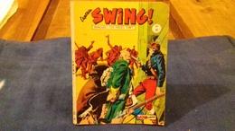 CAPT'AIN SWING N°35 Aventures Et Voyages 1ère Série 1969 (cag14) - Captain Swing
