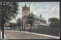 Suffolk Postcard - Roman Catholic Church, Gordon Road, Lowestoft DC1028 - Lowestoft