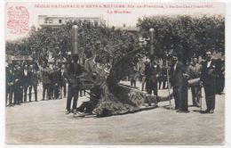 AIX EN PROVENCE - Ecole D' Arts & Métiers - Fete Des Cent Jours 1927 - Le Monome  ..  (101296) - Aix En Provence