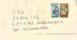 Nigeria 2017 Owerri Seated Tada Figure N120 Independence Anniversary N30 Hologram Cover - Nigeria (1961-...)