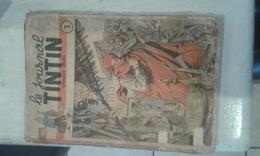 RECEUIL TINTIN NUMERO 3 - 1947 - EDITION BELGE -ETAT MOYEN - Tintin