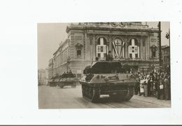 LIBERATION DE MONTPELLIER (21 08 1944) LES CHARS DEFILENT (DE SIENNE A BELFORT) - Weltkrieg 1939-45