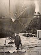 Aviation - Ballon De Barrage Londres 1939 - Guerre, Militaire