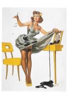 Pin Up De Joyce Ballantyne : Just An Inkling 1955 (2 Scans) - Pin-Ups